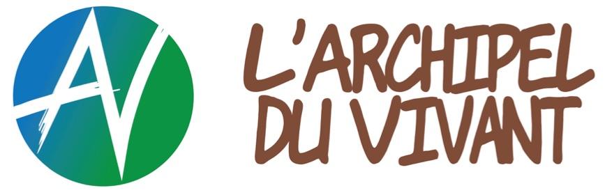Logo L'Archipel du Vivant horizontal full size
