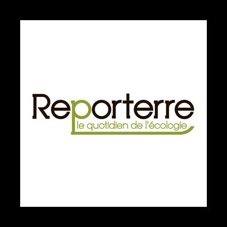 Reporterre logo